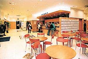 東横イン 札幌すすきの交差点:ロビー