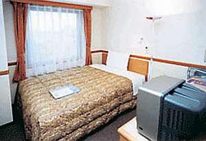 東横イン 札幌すすきの交差点:シングルルーム