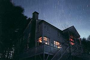 星空を楽しむ宿 ペンション ハロウィン