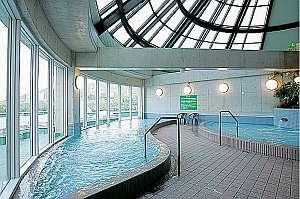 ホテルローレライ:大浴場窓からの眺めもお勧めです