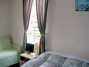 B&Bピア:のんびりくつろげる快適な客室