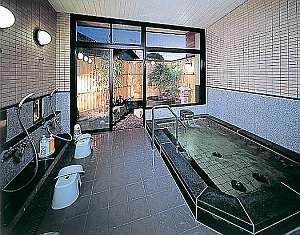 料理旅館 伝洋:男子大浴場