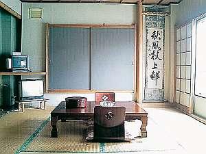 小枝旅館:客室一例