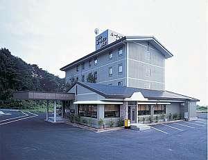 ホテルルートインコート軽井沢 外観