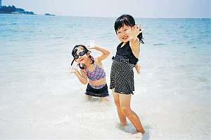 民宿瀬戸(大源):白砂が美しい白良浜へ徒歩2分!