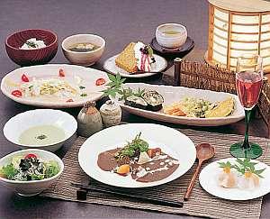 ペンション 食彩の宿 花べるじゅ