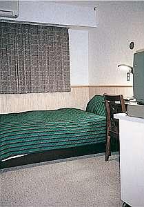 アヅマ ビジネスホテル:シングルルーム