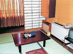 工藤旅館:6畳間客室