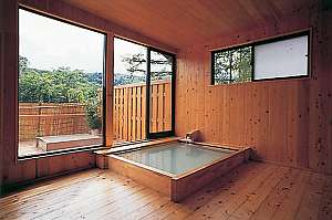 温泉旅館けやき山荘(長野県)