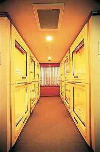 ホテルヒルトップ:カプセルルーム