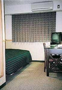 アヅマ ビジネスホテル:ダブルルーム