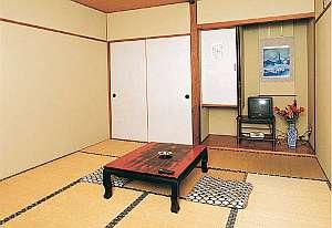 ファミリー旅館 梅岡:客室例