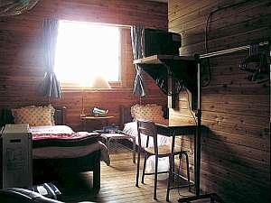 美瑛 旅の宿 陽だまり:ツインルーム