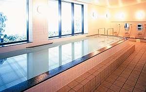 ホテル日航奈良:宿泊者専用浴場。営業時間16時30分~23時30分。タオルは別途ご持参ください。部屋着不可・スリッパ可。