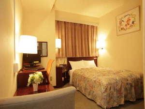 ホテル シルク・トゥリー名古屋:ダブルルーム