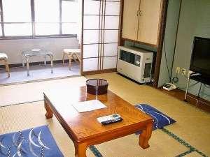 宮下温泉ふるさと荘:和室(一例)