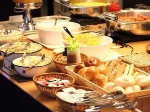 名鉄イン名古屋金山:全宿泊プラン朝食無料サービス!一日の始まりは健康朝食から♪