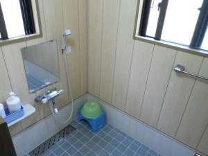 奥ヤンバルの里:*【部屋設備】外で遊んだ後は、お風呂でリフレッシュ♪