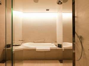 【エグゼクティブツイン】バスルーム