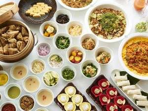 ホテル関西:ベトナムのフォーやタイのパッタイなど多国籍な料理をご用意!