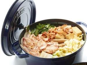 ホテル関西:朝食:冬季限定「キムチ鍋」
