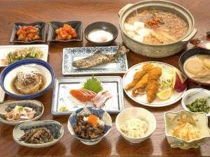 信州サーモン・岩魚・鯉・鱒料理 野沢のお宿 ふぶき:信州の川魚をお楽しみください