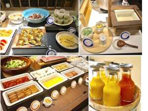 ホテルキャッスルプラザ:朝食リニューアル