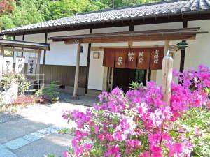 門前茶屋の写真
