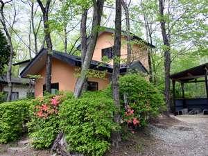 那須ビレッジ:自然に囲まれた貸別荘でBBQは格別!