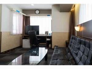 ビジネスホテル セジュールイン流川:デラックスダブル