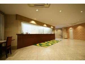 川崎グリーンプラザホテル:ロビーの様子