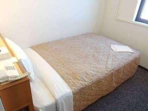 川崎グリーンプラザホテル:シングル(ベッド)