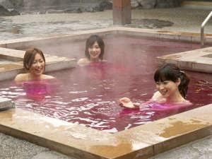大江戸温泉物語 浦安温泉 浦安万華郷 :コラーゲンの湯・・・当館人気ナンバーワンのお風呂です。