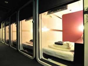ファーストキャビン(FIRST CABIN)京都烏丸:ビジネスクラスキャビンです☆コンパクトな空間に機能を凝縮しました