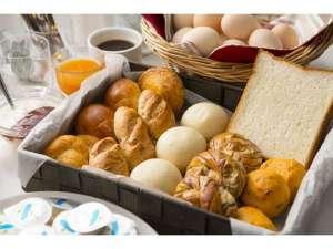 <朝食6:00~10:00>京都の老舗の進々堂パンをご堪能ください!