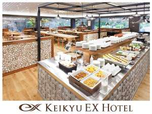 京急EXホテル品川(旧京急EXイン品川駅前):◆朝食バイキング(イメージ)◆