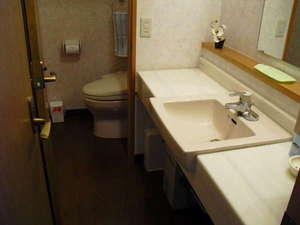 民宿旅館 源次郎:全室シャワートイレ・洗面完備