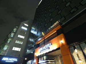 アパホテル<TKP日暮里駅前>の写真