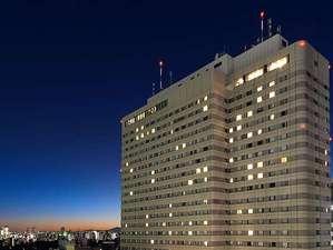 ホテルメトロポリタン:池袋からの東京夜景も魅力的です。