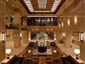 ホテルメトロポリタン:ロビー