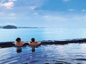 南三陸ホテル観洋:「クチコミ高評価!」【露天風呂からの素晴らしいオーシャンビュー】
