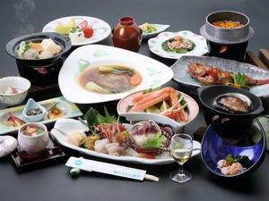 南三陸ホテル観洋:旬の味覚を盛り込んだ【料理長おすすめプラン】