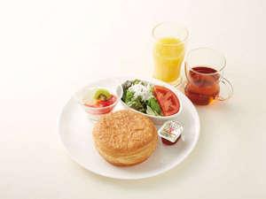 チェックイン新橋:ジョナサンの朝食 デニッシュモーニング