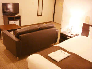 新宿サンパークホテル:客室内イメージ写真(シングルC)