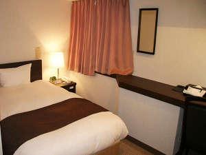 新宿サンパークホテル:客室内イメージ写真(シングルルーム)