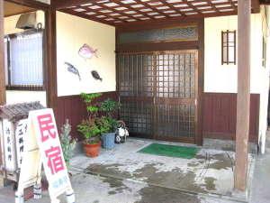 丹後のさかな屋さんが営む民宿 福寿亭の写真