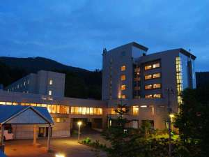 蔵王国際ホテル 外観