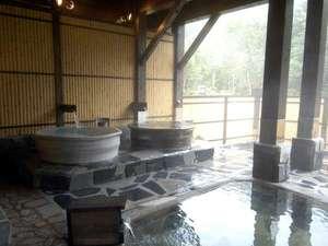 プチホテル 原生林の秘湯 濁河温泉ロッジ
