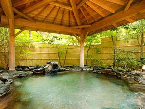 大浴場「湯の里」男性露天風呂