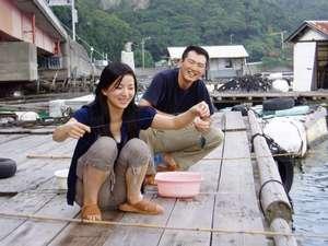 ☆☆仲良くご夫婦で魚釣りデビュー☆☆